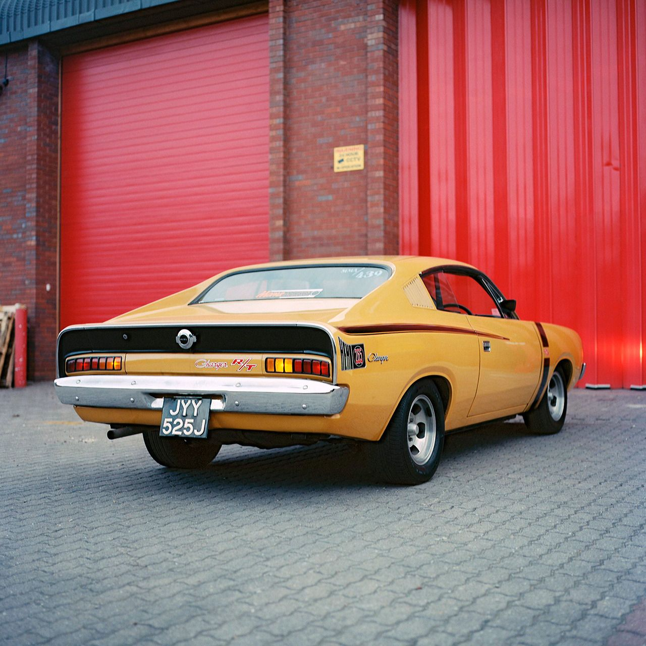 Chrysler Valiant Charger Rt 1972 With Images Chrysler