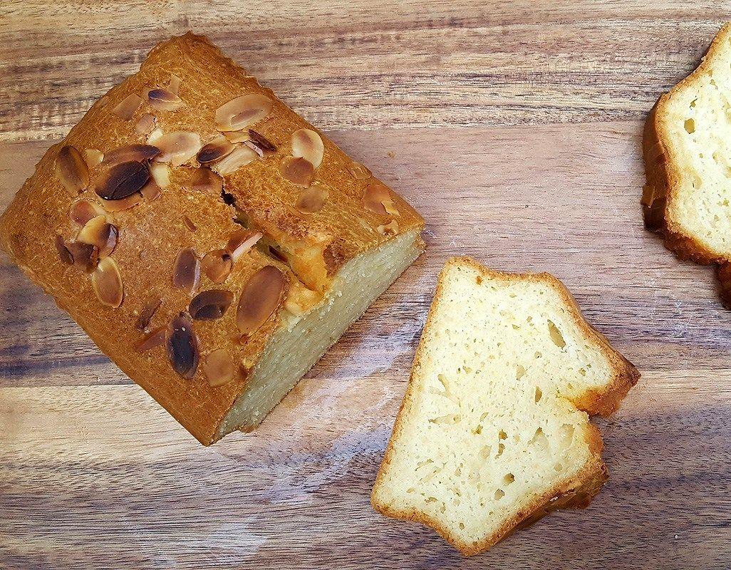 Gluten and dairy free almond pound cake dairy free cake