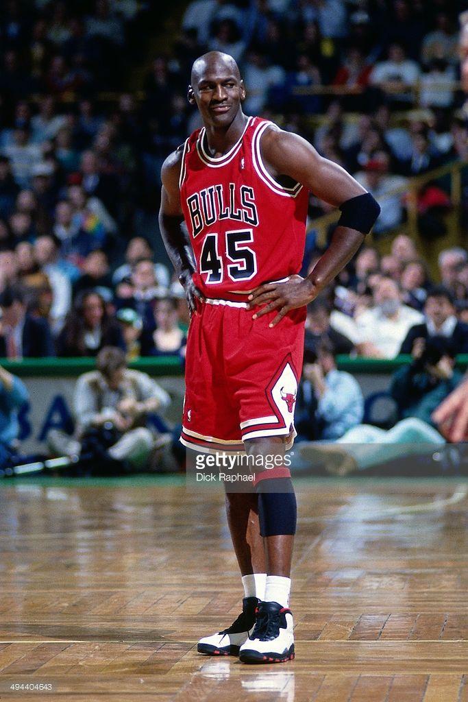 Air Jordan 45 Taureaux Chicago
