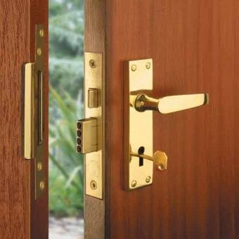Being That Doors Are Such An Important Part Of Our Civilization It Only Makes Sense That There Are A Number Of Door Installation Door Locks Diy Home Security