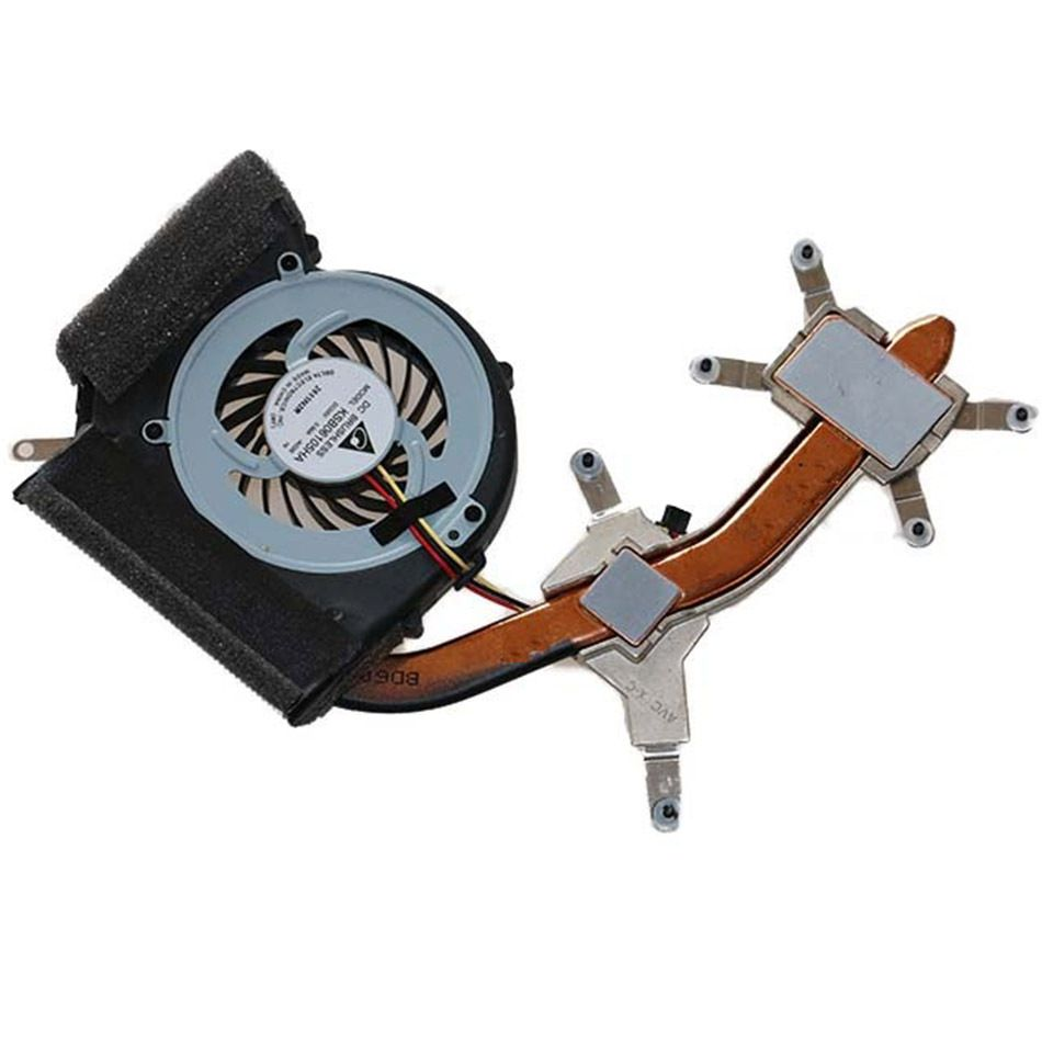 (Buy here: http://appdeal.ru/2sb1 ) New CPU cooling fan For ThinkPad L412 FRU:75Y5861 heatsink KSB06105HA DELTA 2615N2R for just US $34.99