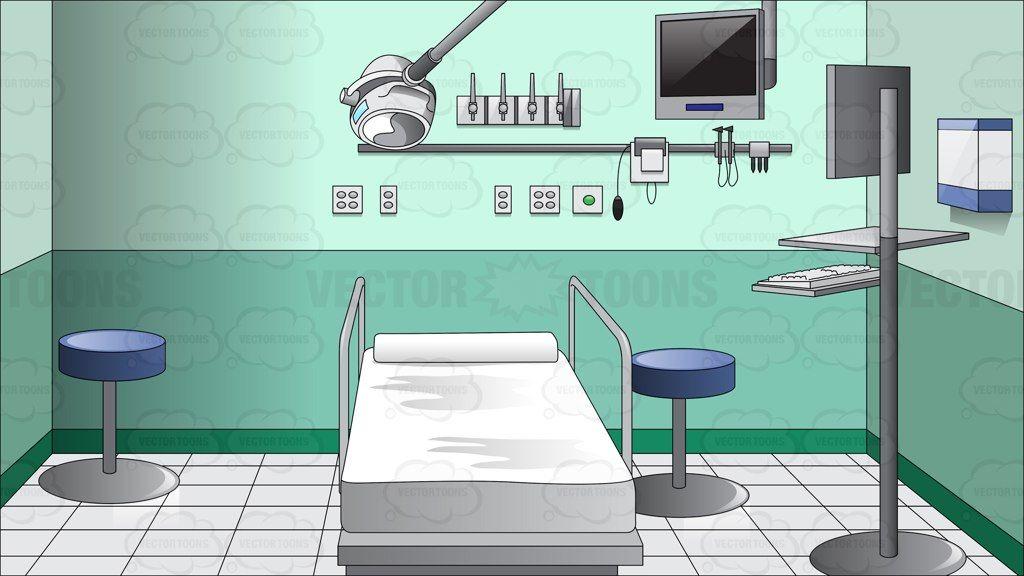 Inside A Hospital Emergency Room Hospital Sitio