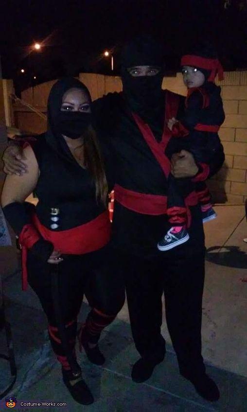 Family Ninja Halloween Costumes.Pin On Halloween