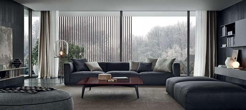 Poliform divani 2015 - Divano moderno per il soggiorno | Interiors ...