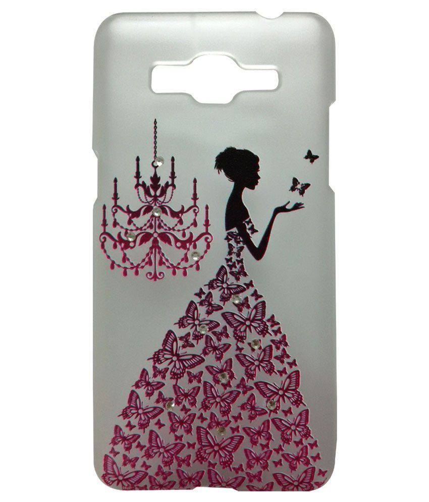 new style 7511c 2649c MannMohh Hard Shell Back Cover For Girl Frock Samsung Galaxy J7 ...