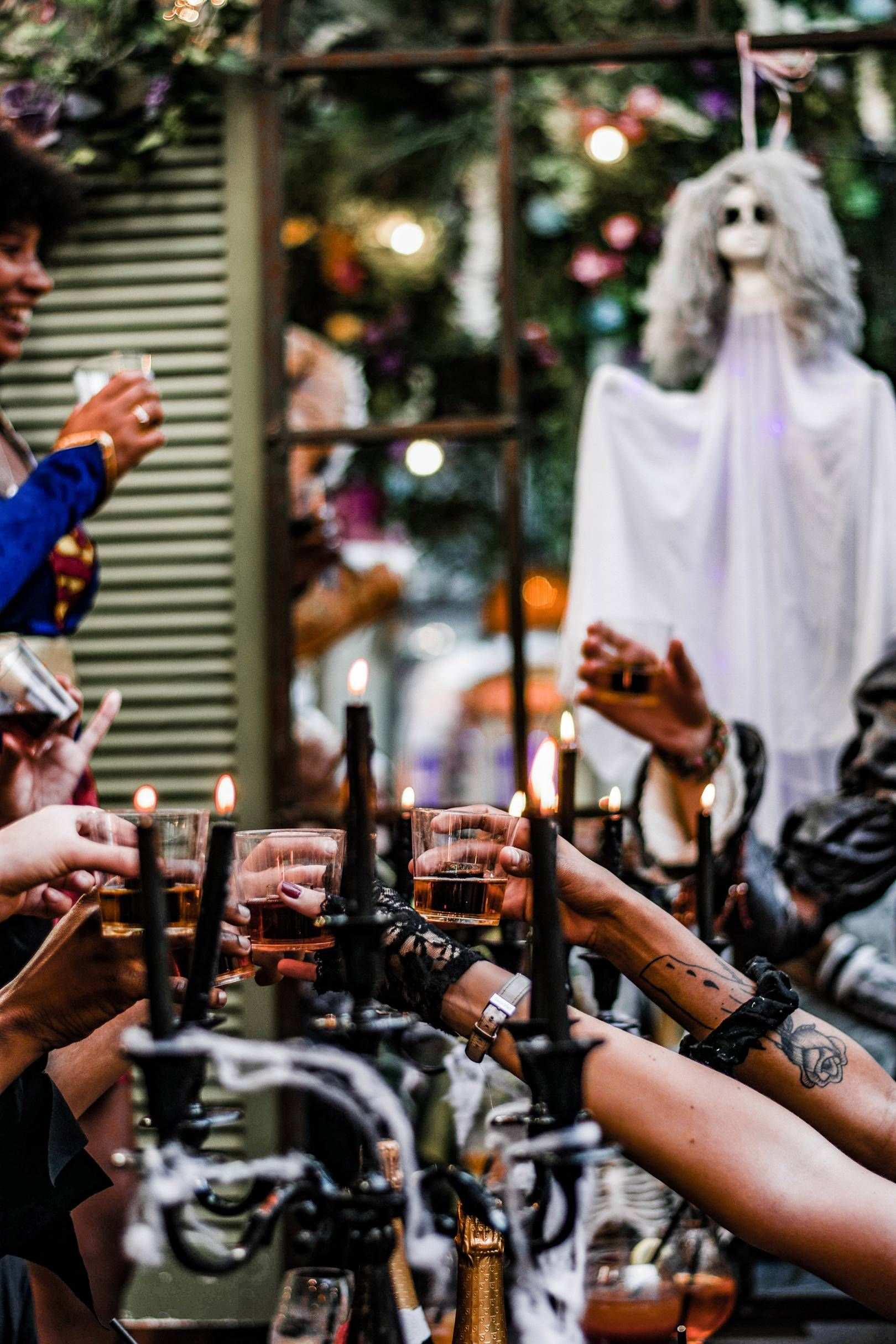 Creepy Halloween Bar a fun way to stay in and entertain