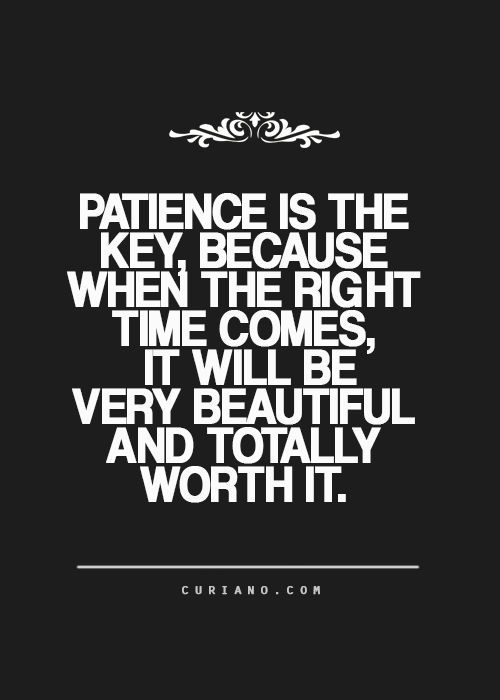 9 Best Love Quotes For You | Patience love quotes ...