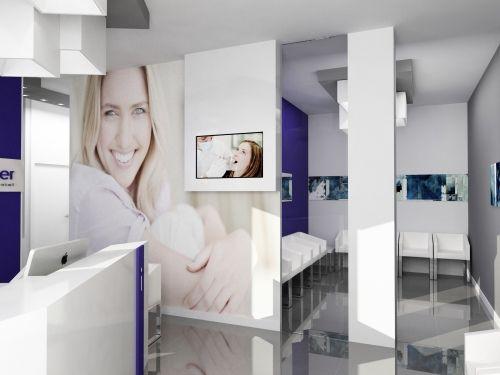 Decoraci n cl nica dental clinica en 2019 clinica - Decoracion clinica dental ...