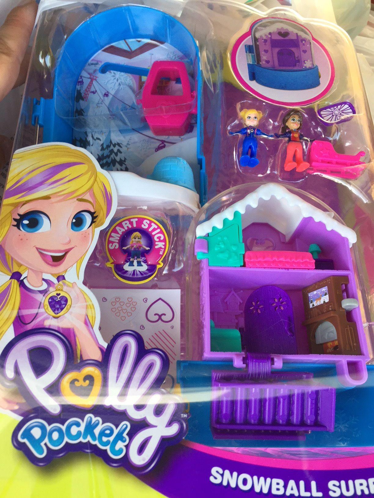 Polly Pocket 2018 At Walmart Polly Pocket Walmart Toys