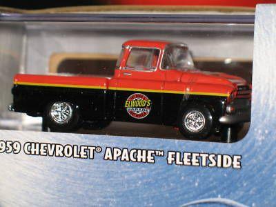 Toy Truck Chevrolet Apache Chevrolet Trucks