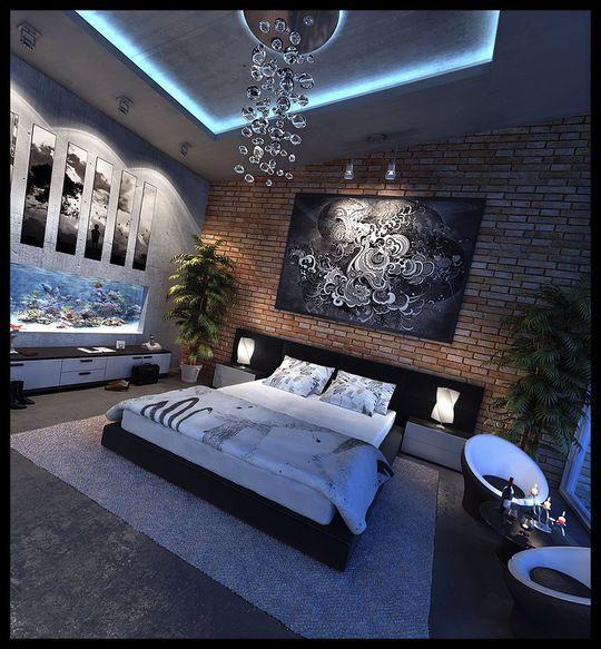 Design Bedroom Online Free Showcase Of 3D Interior Design Imagination Rendered  Free And
