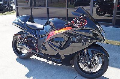 Hayabusa -- 2011 Suzuki Hayabusa 4,395 Miles black 1340 please ...