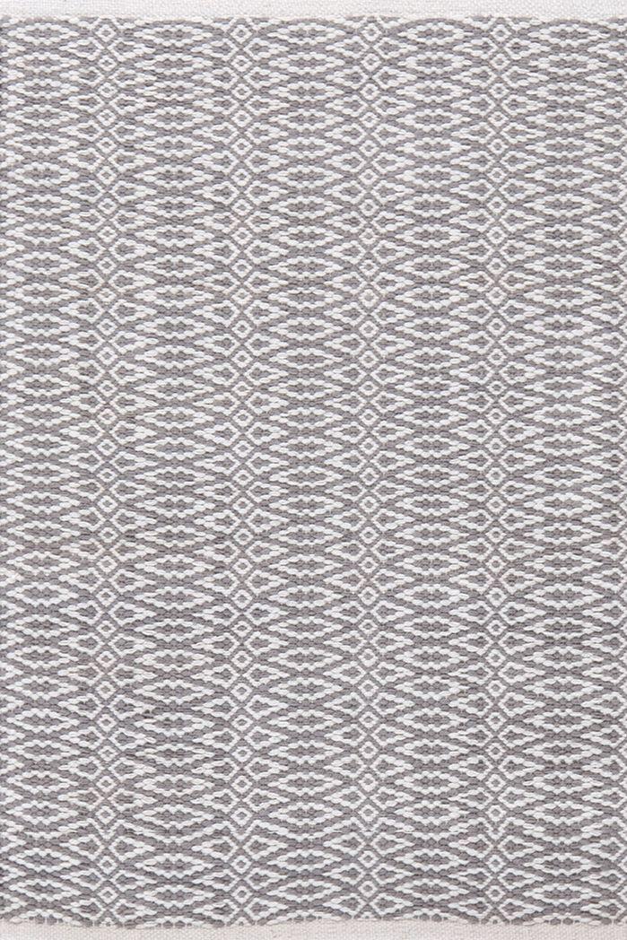 Isle Hand Woven Grey Area Rug
