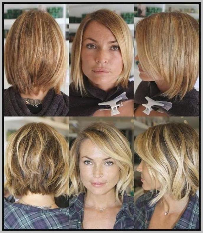 Vorher Nachher Frisuren Frisuren Pinterest Hair Styles Bob
