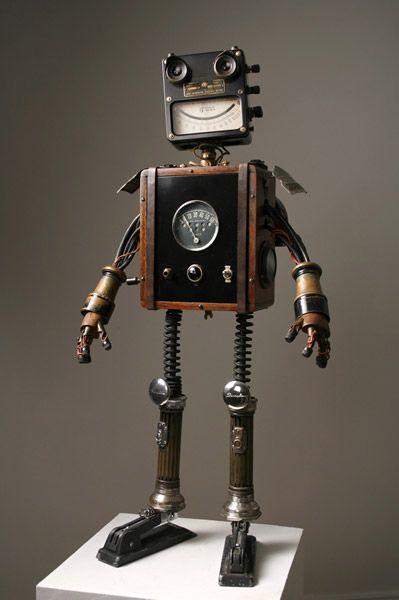 Robot Art | The Awesomer | Awesome Stuff