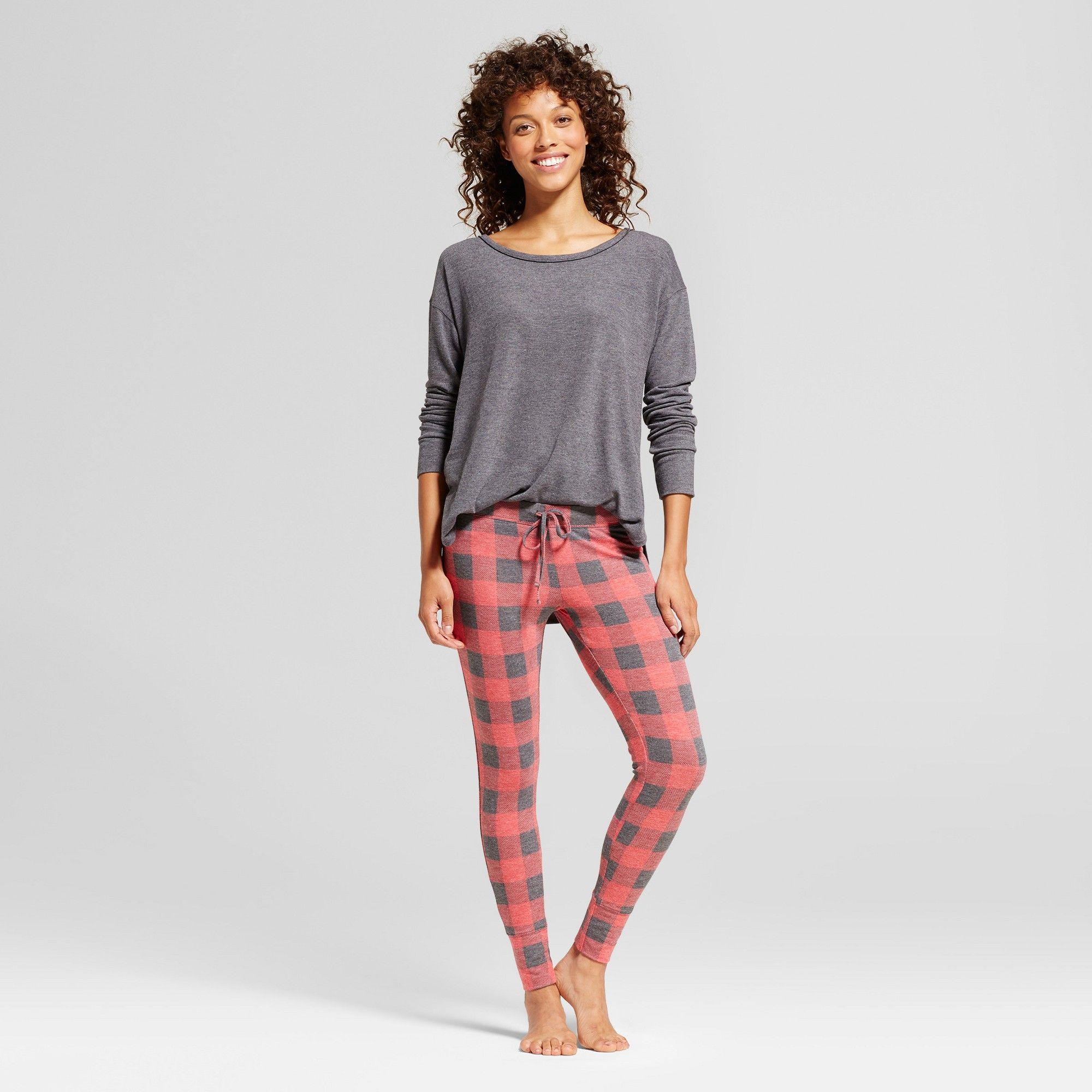 41aad109be Women s Pajama Set - Xhilaration Cupid Red XS