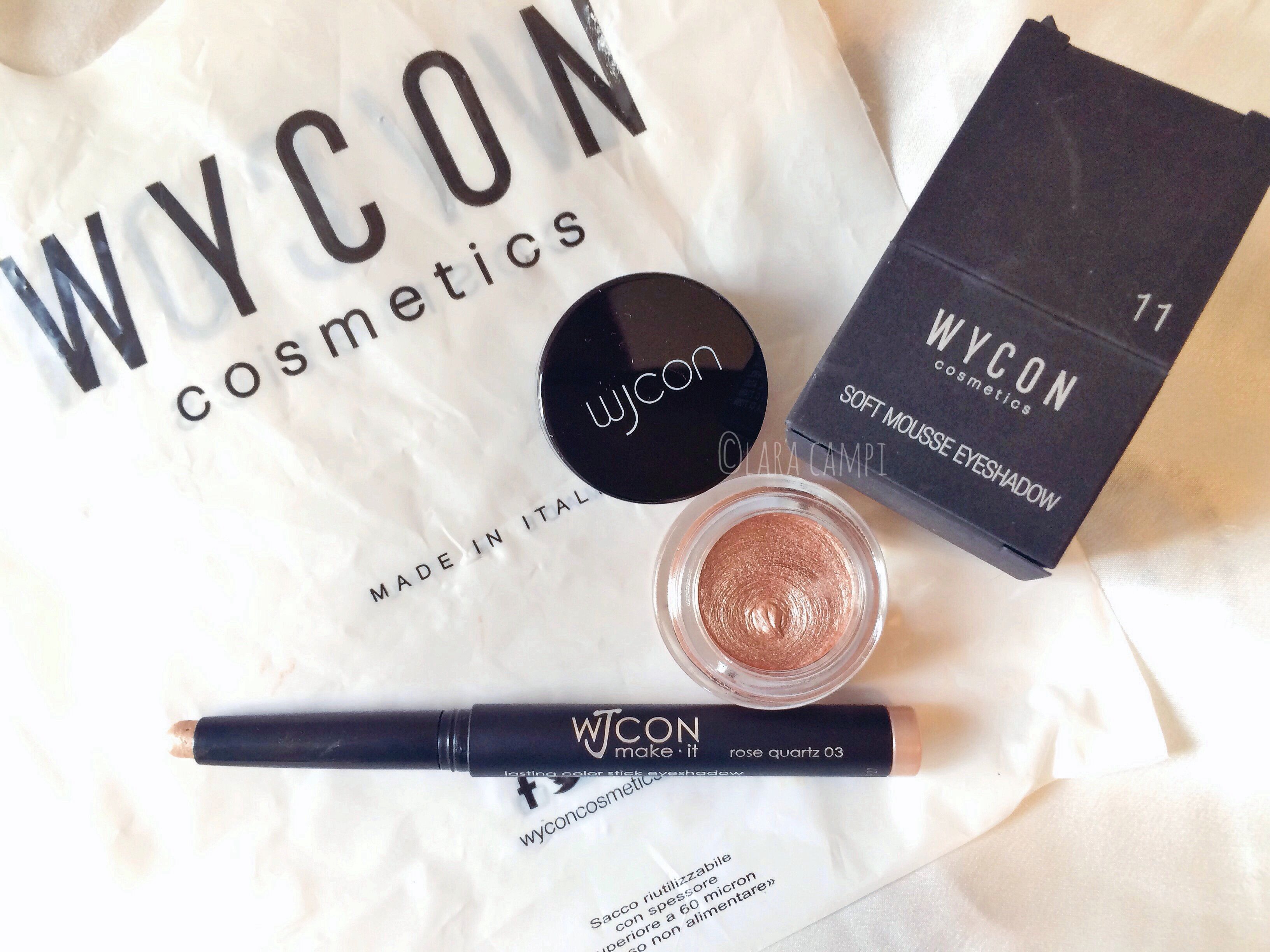 Wycon Cosmetics Italian Makeup Brands the Underdogs of