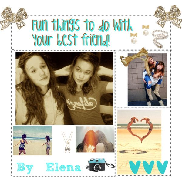 stuff to write about your best friend
