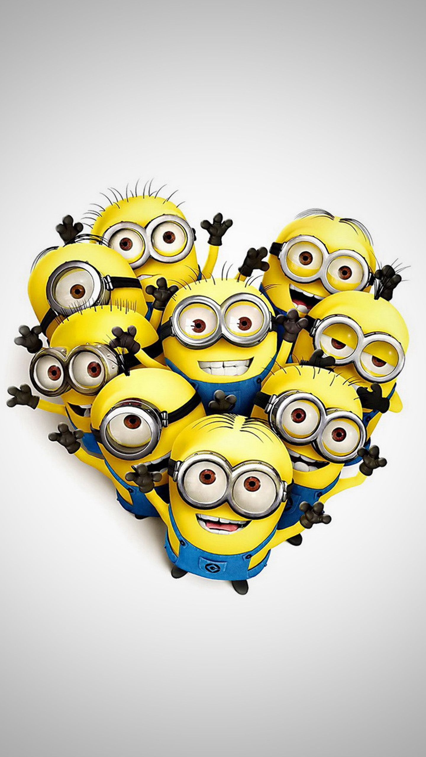 Best Minion Wallpaper Android for LG V10 in 1440x2560