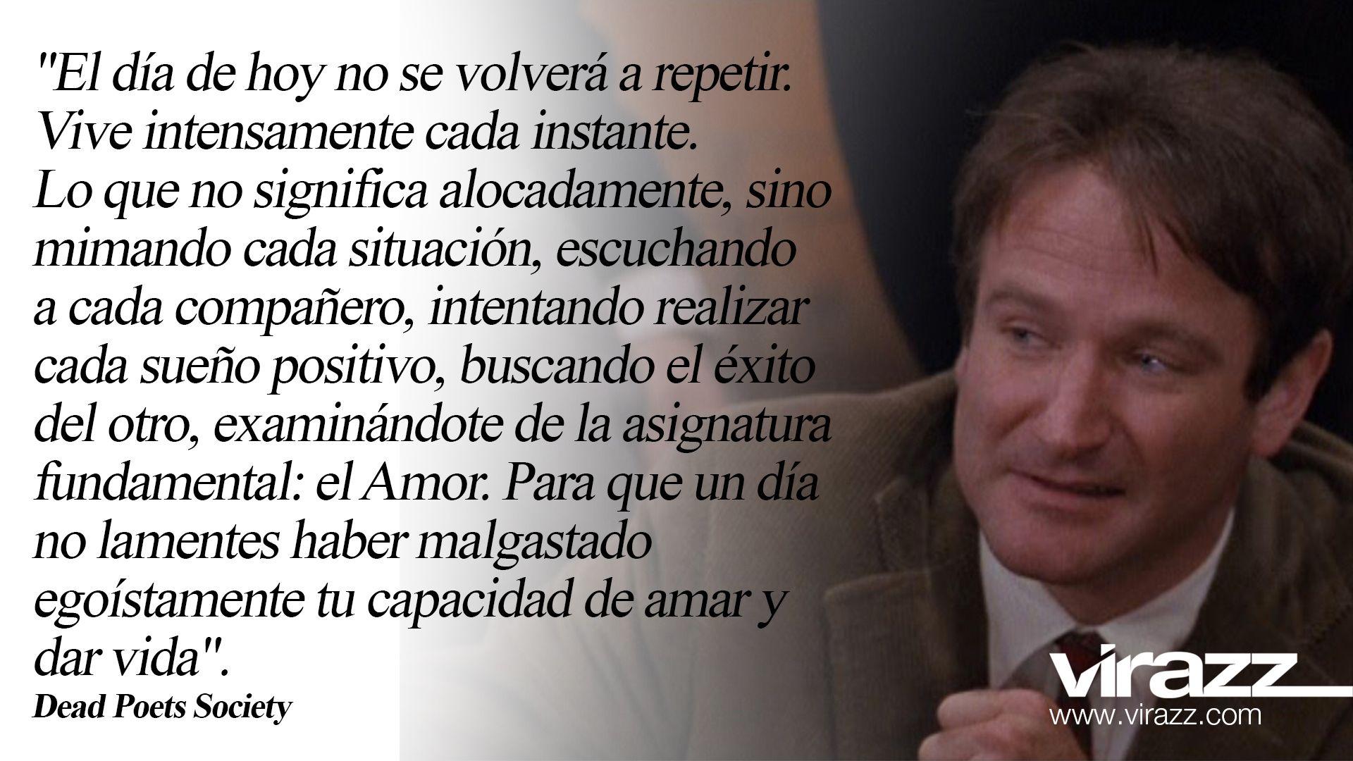 Frases De Robin Williams Robin Williams Frases
