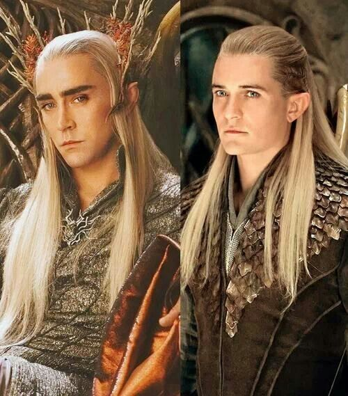 Father and Son. I think Lee Pace was a great choice for ...