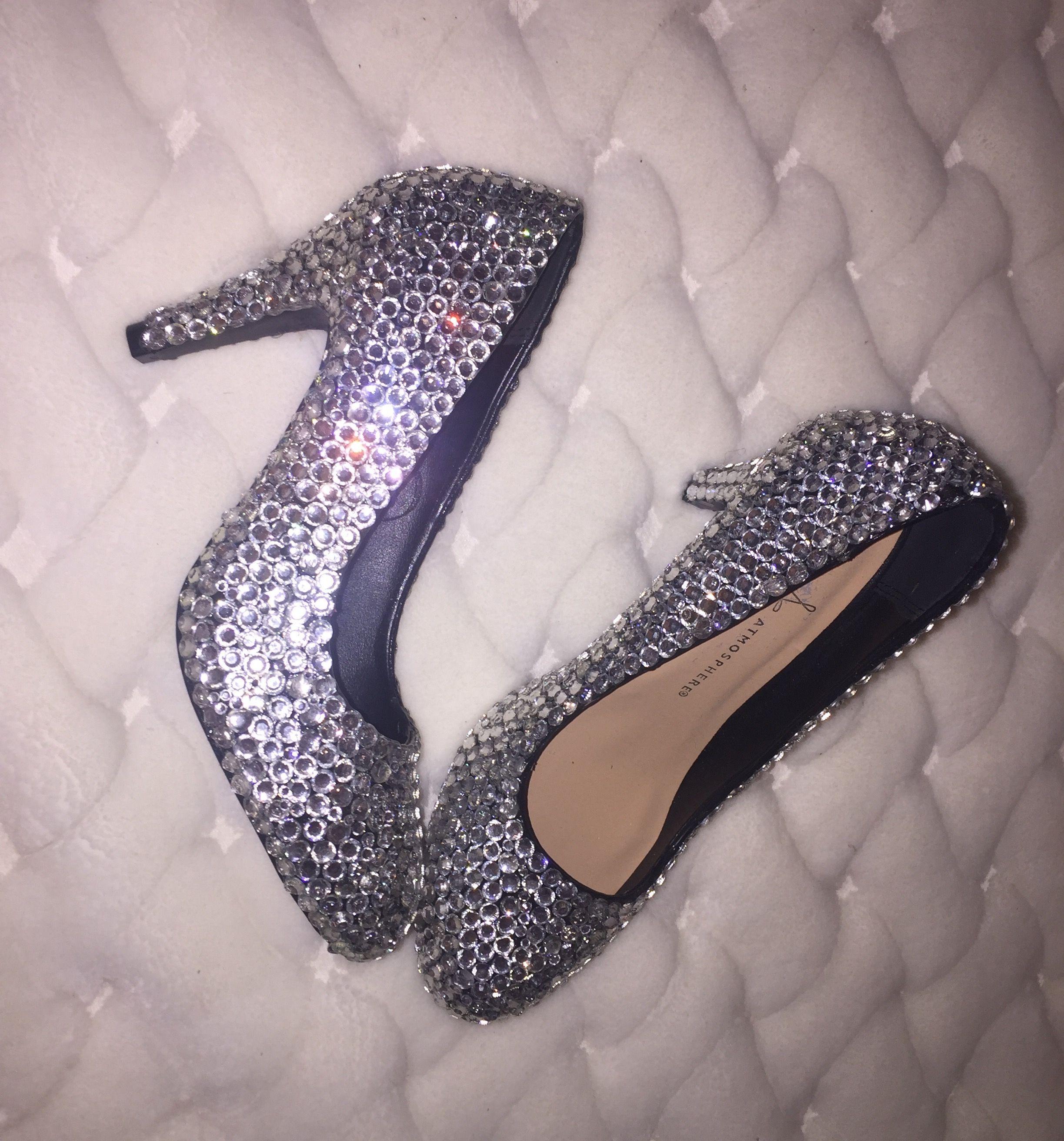 #CustomShoes #CustomHeels