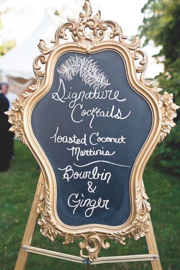 """Cocktails Bar"" en tu Boda #ideas #catering #boda"