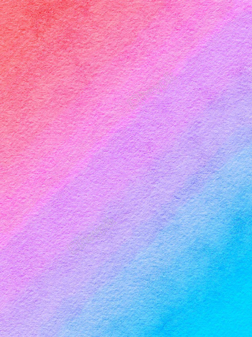 Original Watercolor Texture Gradient Background Texture Gradient