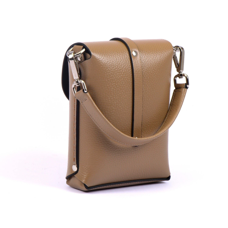 Hiva Atelier Astrum Leather Bag Biscuit Leather bag