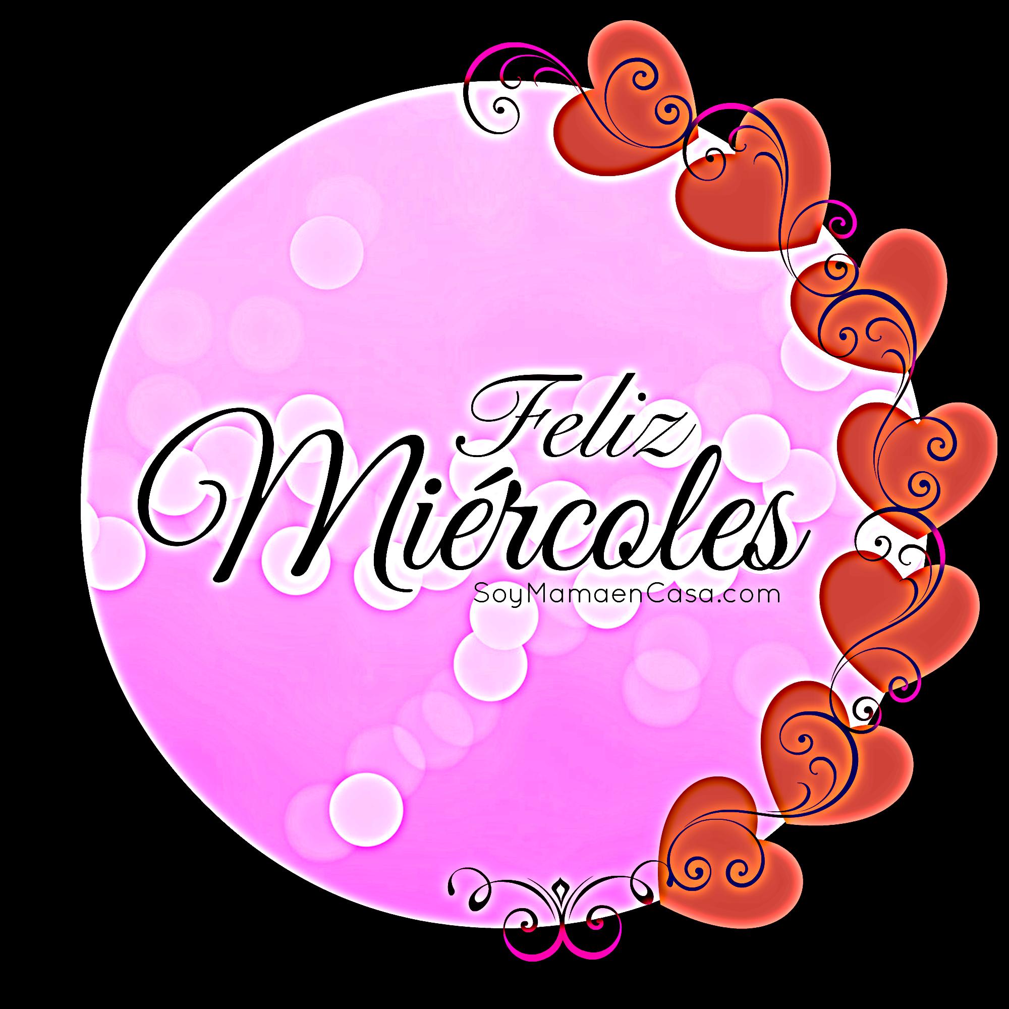 Buenos días ! #feliz #Miércoles  http://soymamaencasa.com