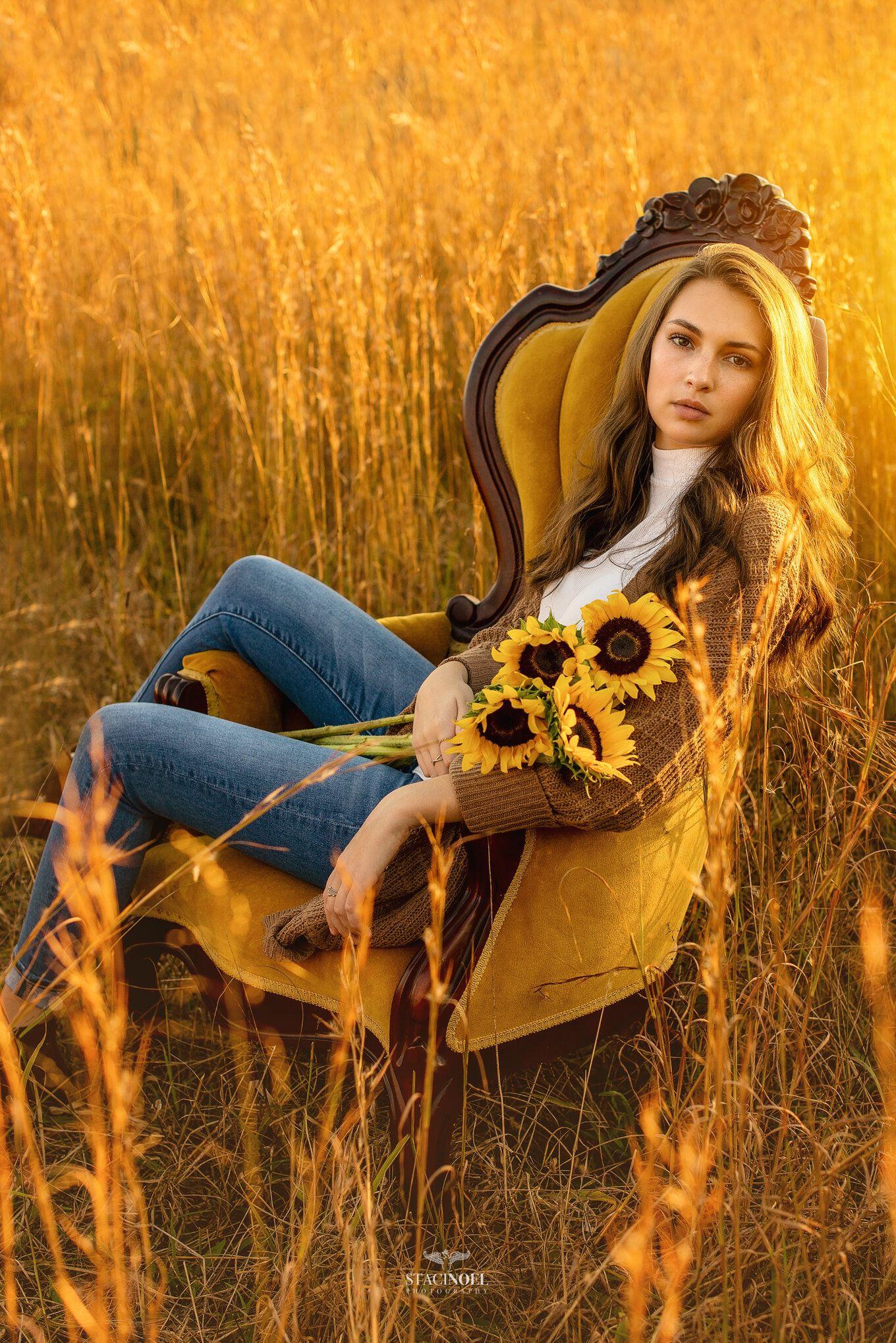 harrisburg-nc-senior-portraits |hickory ridge high school