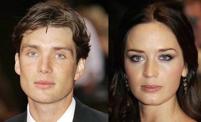 Cillian Murphy Emily Blunt Celebrity Look Alikes