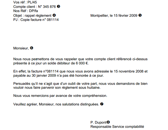 Francés Para Secretarias Escribir Una Carta Comercial En Francés Vamos A Ver Un Vídeo Tutorial Sobre Cómo Modelo Carta Comercial Modelo Carta Carta Comercial