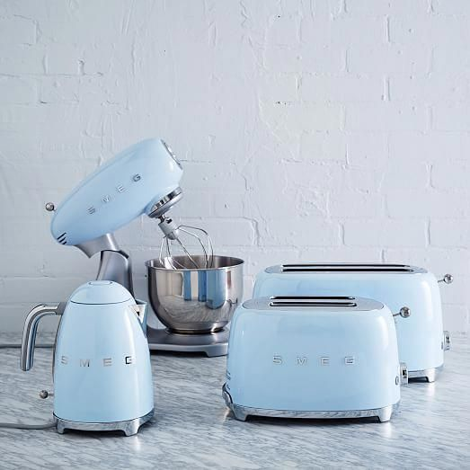 Best Sm*G Kettle West Elm Kitchenappliances Retro Kitchen 400 x 300