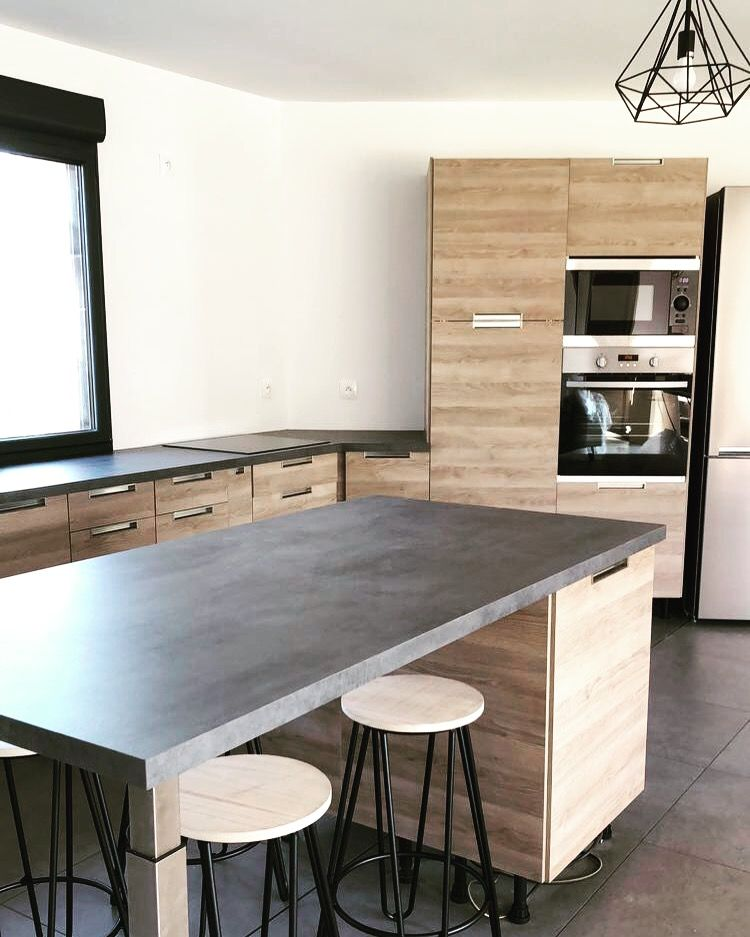Cuisine Cargo Brico Dépôt Home Decor Kitchen En 2019