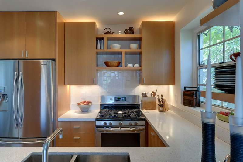 Design Interior Kitchen Cabinets From Los Angeles ...