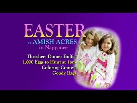 Easter at Amish Acres