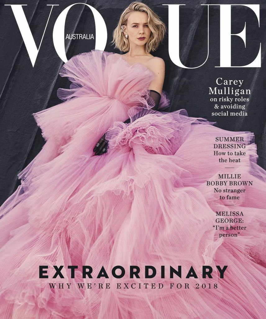 Vogue Australia epitomises the finest in fashion, design and journalism. It enlightens, entertains and inspires by focusing on its position as the authoritative voice in Australian fashion. Vogue Australia combines a modern mix of glamour, style and intelligence presenting the ultimate in fashion, beauty, health, and the arts.