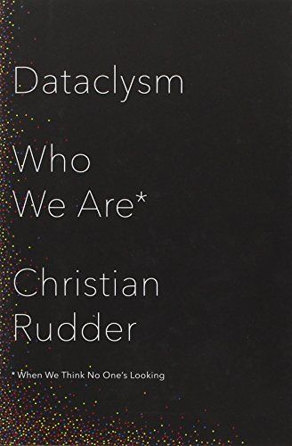 Dataclysm Who We Are When We Think No One S Looking By