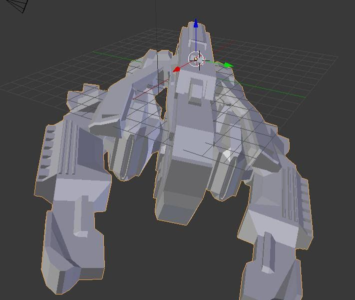 Projection Snaps and Retopo ~ Game Institute