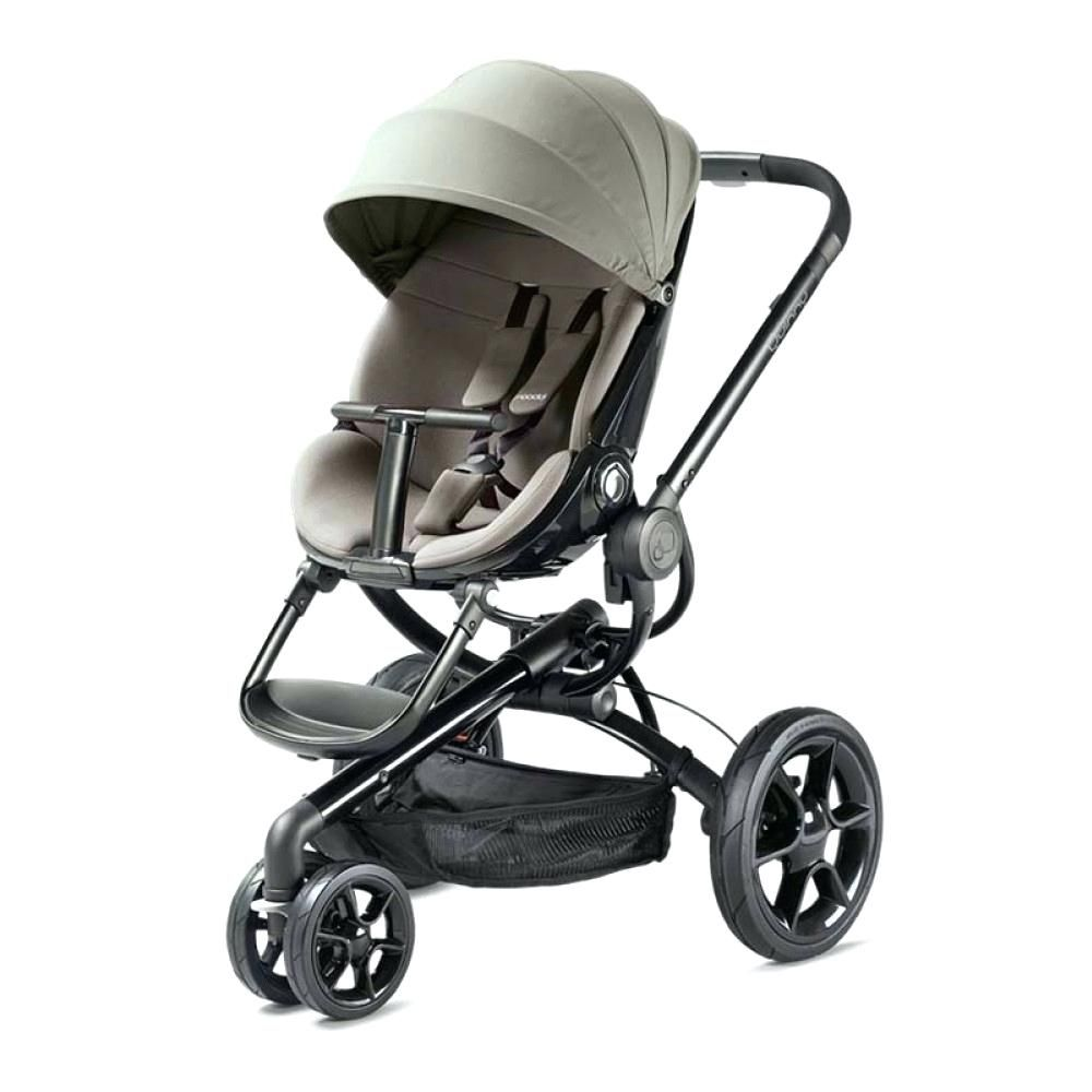 Doppel Kinderwagen Urban Jungle Einfache Kinderwagen Brown Fierce Tandem Kinderwagen