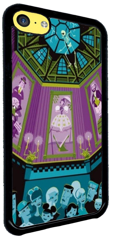 Amazon Com Disney Haunted Mansion Painting Poster Iphone 5c Hard