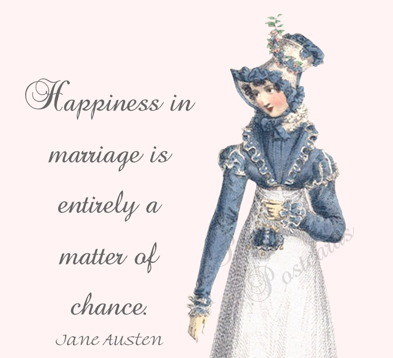 Quotes Jane Austen Jane Auten Quotes  On Sale Jane Austen Quotes  Happiness In