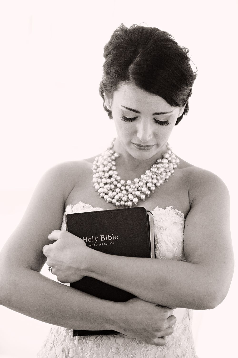 bride, Bible, memories, Kristin Vining Photography, Charlotte Wedding Photographer