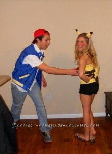 Ash  Pikachu Holiday - Halloween Pinterest Holidays halloween - couple ideas for halloween