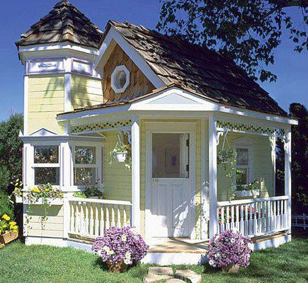 Ultimate Cubby House!!! Wow! Regal häuser, Kleine