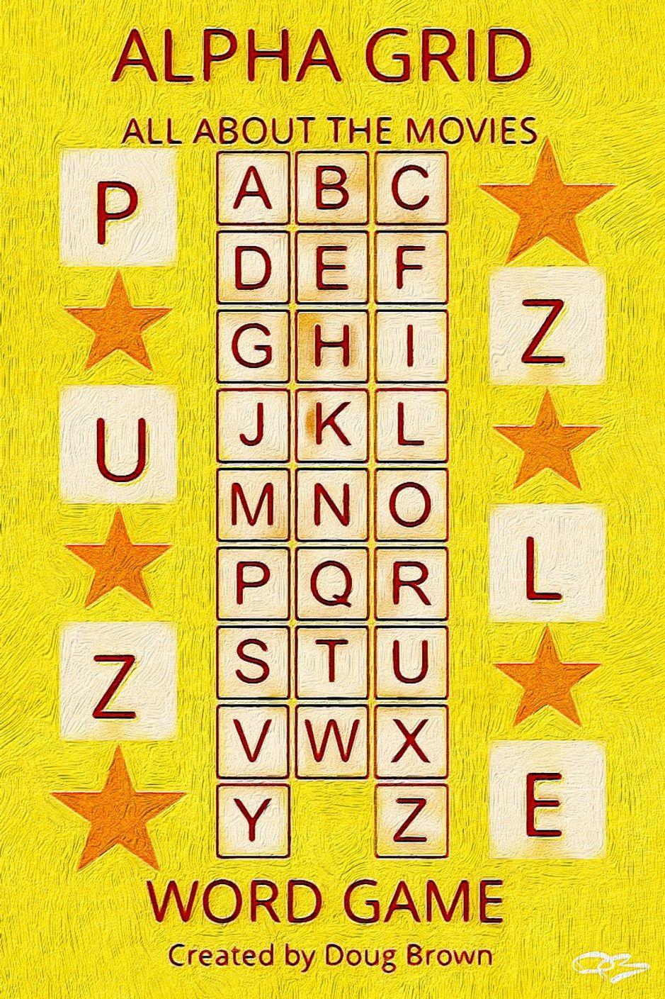 ?Alpha Grid Word Game , Sponsored, Word, Game, Grid