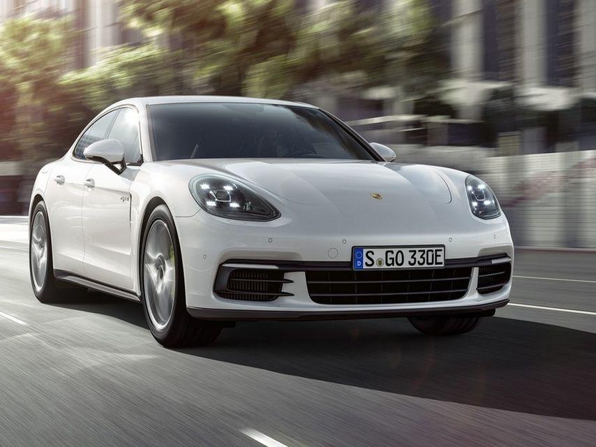 Porsche Panamera 4 E Hybrid el más barato de la gama ahora es