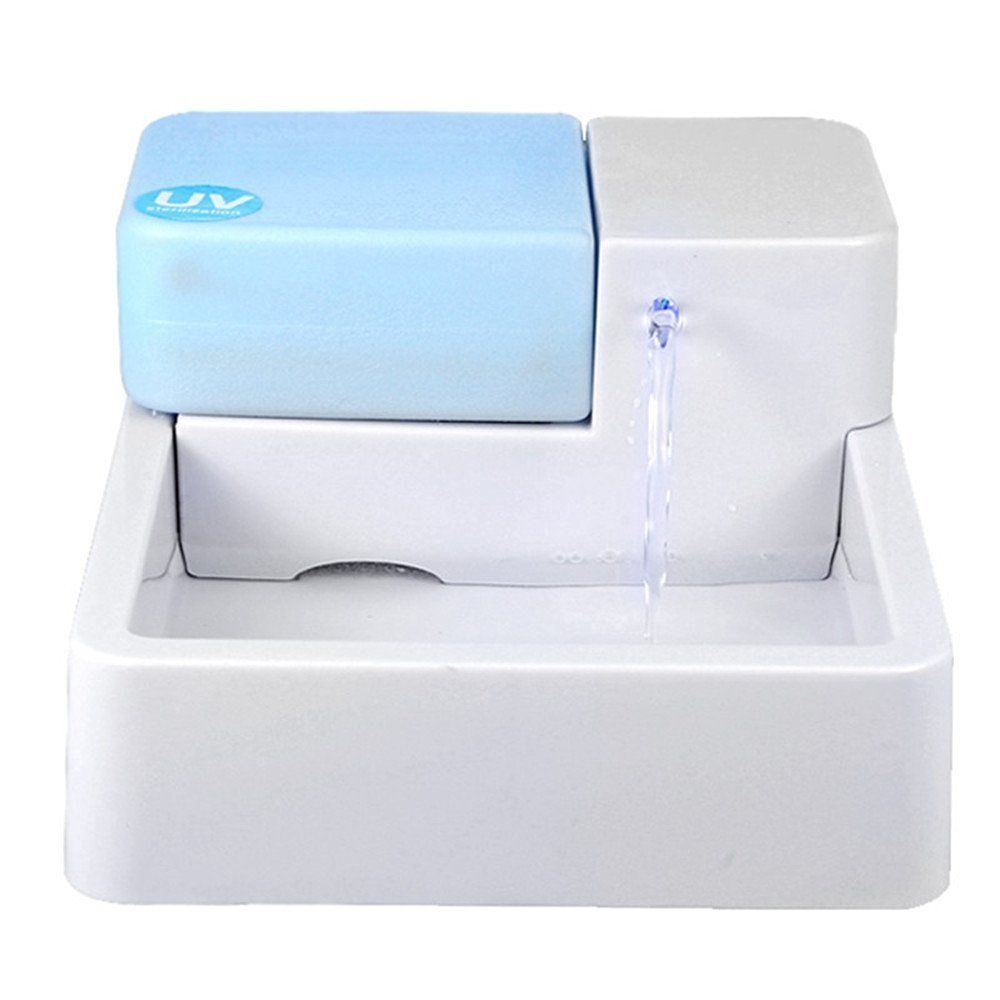 Cat Toys For Kids - 1.8L LED UV Sterilization Automatic Pet Water ...