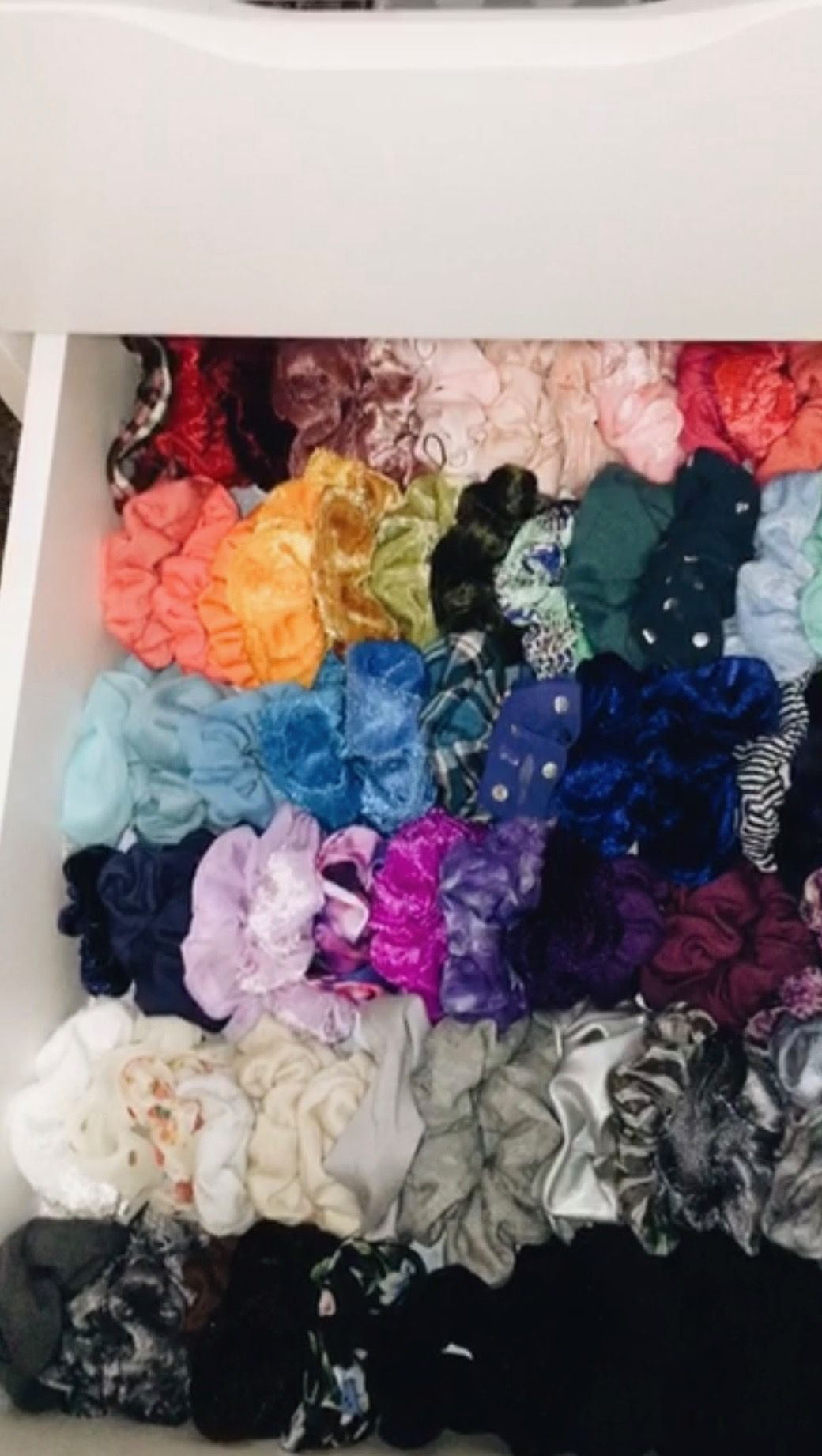 #scrunchies #aesthetics #collection | Scrunchies ...